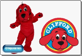 Clifford mascotte officielle