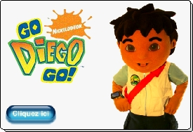 Animation mascotte DIEGO