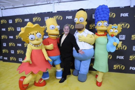 Animations Les Simpsons