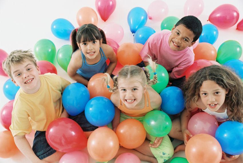 Anniversaires à domicile pour enfants - Evasion Communication