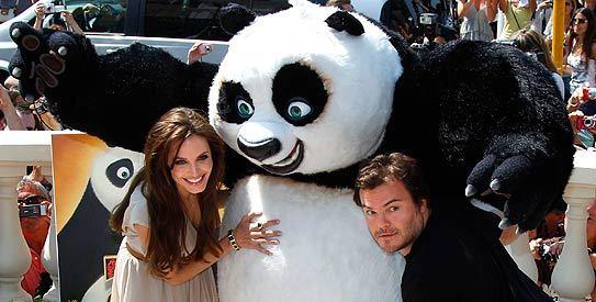 Avant première kung fu panda cannes festival international du cinéma evasion communication