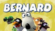 Personnage mascotte Bernard