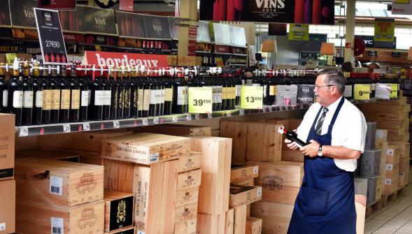 Animation foire aux vins en magasin moteur de trafic et de progression des ventes - Evasion Communication
