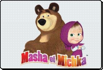 Masha et Michka événement animation mascotte spectacle