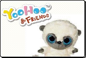 Yoohoo mascottes