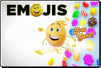 Animation emojis costume officiel