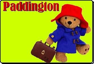 Paddington mascotte