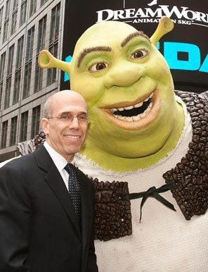 Shrek la mascotte officielle