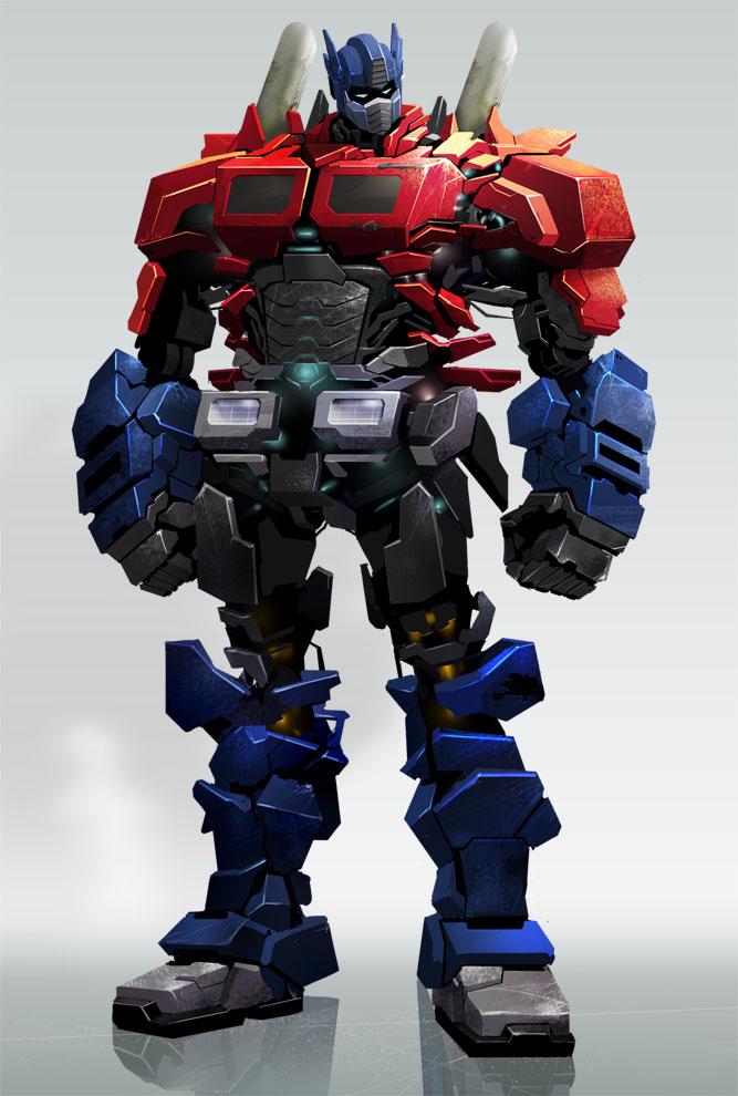 Transformers 4 Animation