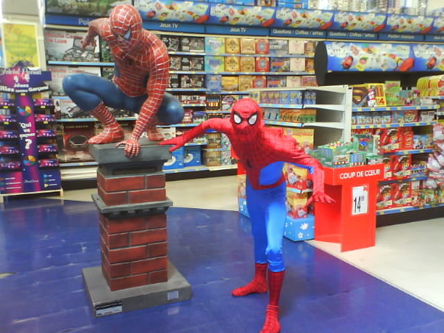 Animation The Amazing Spider-Man 2