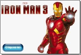 Animation Iron-Man mascotte officielle