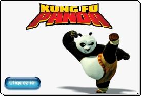 Mascotte Kung Fu Panda Po déguisement adulte