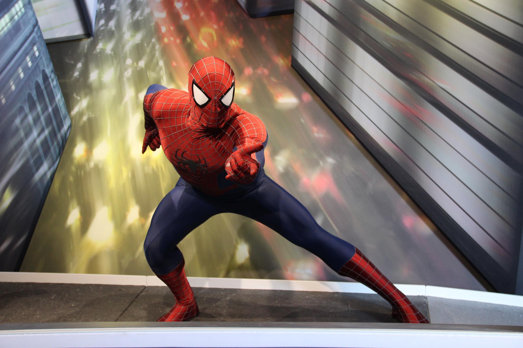 Spider-Man événement Marvel Evasion Communication