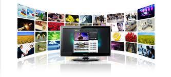 Web TV plateau TV studio mobile evasion communication bourges